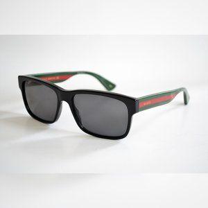 Brand NEW GUCCI GG0340S Multicolor/Black 006